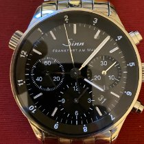 Sinn 6000 Steel 38,5mm Black
