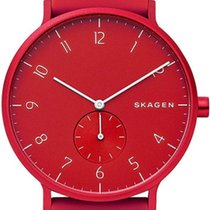 Skagen Steel 41mm Quartz SKW6512 new