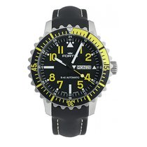 Fortis AQUATIS MARINEMASTER YELLOW Date Day Automatic 6702414