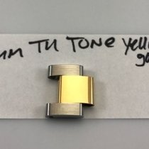 Rolex Replacement Link 15mm Two Tone 18kt Yellow Gold/SS Oyster