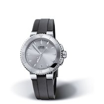 Oris Ladies 733 7652 4141-07 5 18 14FC Aquis Watch