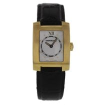 Montblanc Profile 7063 18K Yellow Gold Watch