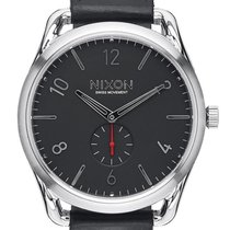 Nixon Steel 45mm Quartz A465-008 new
