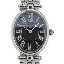 Frederique Constant Classics Art Deco 30 Quartz Black Dial