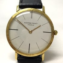 愛彼 (Audemars Piguet) 18K Gold Vintage watch