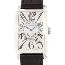 Franck Muller Long Island Stainless Steel White Automatic 1300...