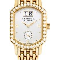 A. Lange & Söhne , Lady's Yellow Gold And Diamond-set Wristwat...
