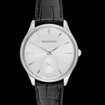 Jaeger-LeCoultre Master Grande Ultra Thin Steel 38.50mm Silver United States of America, California, San Mateo