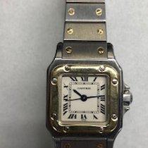 Cartier Santos (submodel) usados 24mm Acero y oro