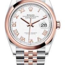 Rolex new Automatic Chronometer 36mm Gold/Steel
