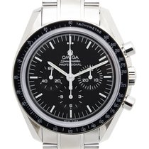歐米茄 Speedmaster Stainless Steel Black Manual Wind 311.30.42.30...