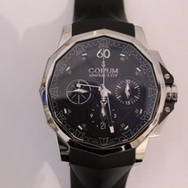 Corum Admiral's Cup Challenger Steel 44mm Black United States of America, Texas, Houston