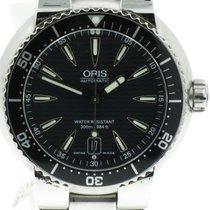 "Oris ""Divers Date Automatic""  44 steel case"