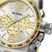 TW Steel Steel 45mm Quartz CB33 new
