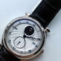 De Bethune 43mm Manual winding new Silver