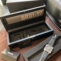 Bell & Ross BR 01-97 Réserve de Marche BR01-97-S 2014 pre-owned