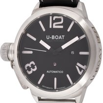 U-Boat Silver Automatic UBT21 pre-owned