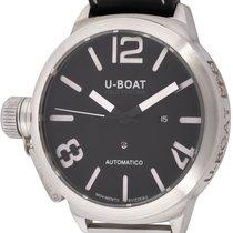 U-Boat Stříbro Automatika UBT21 použité