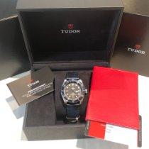 Tudor 79230B Stahl 2018 Black Bay 41mm neu