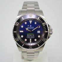 Rolex Sea-Dweller Deepsea Staal 44mm Blauw Geen cijfers Nederland, Franeker