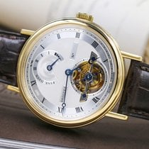 Breguet Yellow gold 39mm Automatic 5317BA/12/9V6 pre-owned