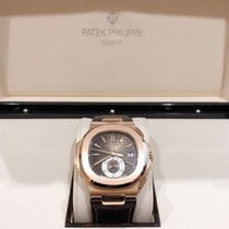 Patek Philippe Rose gold 40.5mm Automatic 5980R-001 new