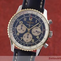 Breitling Gold/Steel 38mm Automatic D30022 pre-owned