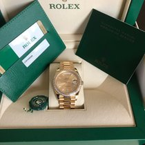 Rolex 228348RBR Yellow gold 2019 Day-Date 40 40mm new