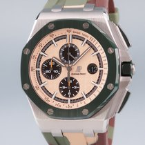 Audemars Piguet Royal Oak Offshore Chronograph new Automatic Watch with original box and original papers 26400SO.OO.A054CA.01