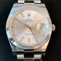 Rolex Datejust 126300 2015 new