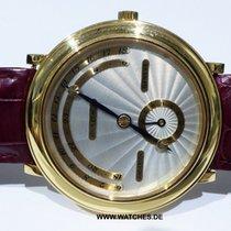 Andersen Genève Oro rosado 44mm Cuerda manual usados