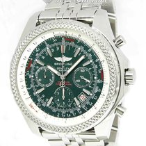 Breitling Bentley Motors Acero 48mm Verde