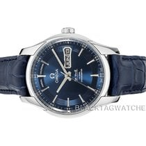 Omega De Ville Hour Vision Steel 41mm Blue No numerals United States of America, Florida, Aventura