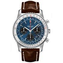 Breitling Navitimer 1 B01 Chronograph 43 AB0121211C1P2 2015 new