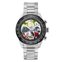TAG Heuer CAR201AA.BA0714 Steel Carrera 43mm new United States of America, Florida, SUNRISE