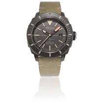 Alpina Steel 44mm Automatic Seastrong new