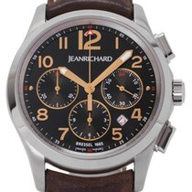 JeanRichard Bressel 65112-11-61C-AEED 2015 pre-owned