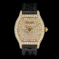 Cartier Tortue Oro amarillo 20mm