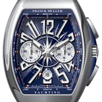 Franck Muller Vanguard V45 CC DT YACHT(AC BL) 2020 new