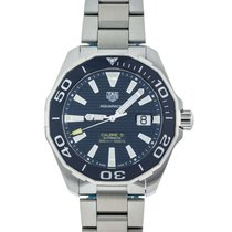 TAG Heuer Automatic Blue 43mm new Aquaracer 300M