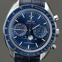 Omega Speedmaster Professional Moonwatch Moonphase 44.2mm Blau Deutschland, Düsseldorf