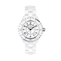 Chanel Women's watch J12 33mm Quartz new Watch with original box and original papers 2019