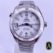 Omega Seamaster Planet Ocean Steel 42mm White United States of America, California, Beverly Hills