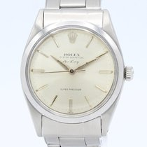 Rolex Air King Precision Acero 36mm Gris Sin cifras España, Barcelona