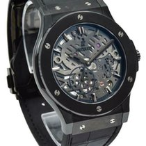 Hublot Ceramic Manual winding Transparent 45mm new Classic Fusion Ultra-Thin