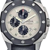 Davosa Titanium Automatik Chronograph 161.505.15