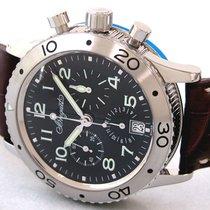 Breguet Type XX - XXI - XXII Steel 40mm Black Arabic numerals United States of America, New York, Greenvale