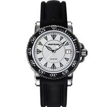 360167230 Montblanc Sport nuevo Cuarzo Reloj con estuche y documentos originales  05654-29310