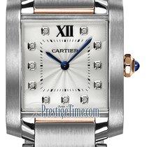 カルティエ (Cartier) Tank Francaise Medium we110005