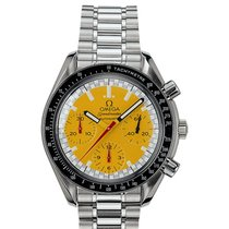 Omega Speedmaster Racing Chrono Schumacher Yellow